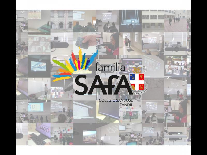 Un nuevo escenario educativo - Colegio San José Tandil