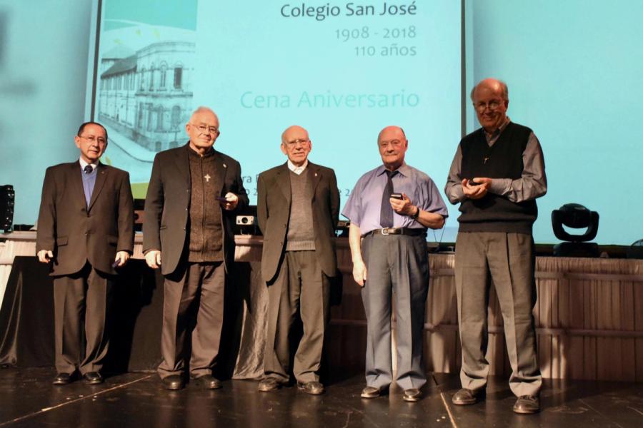 Cena 110 Aniversario - Colegio San José Tandil