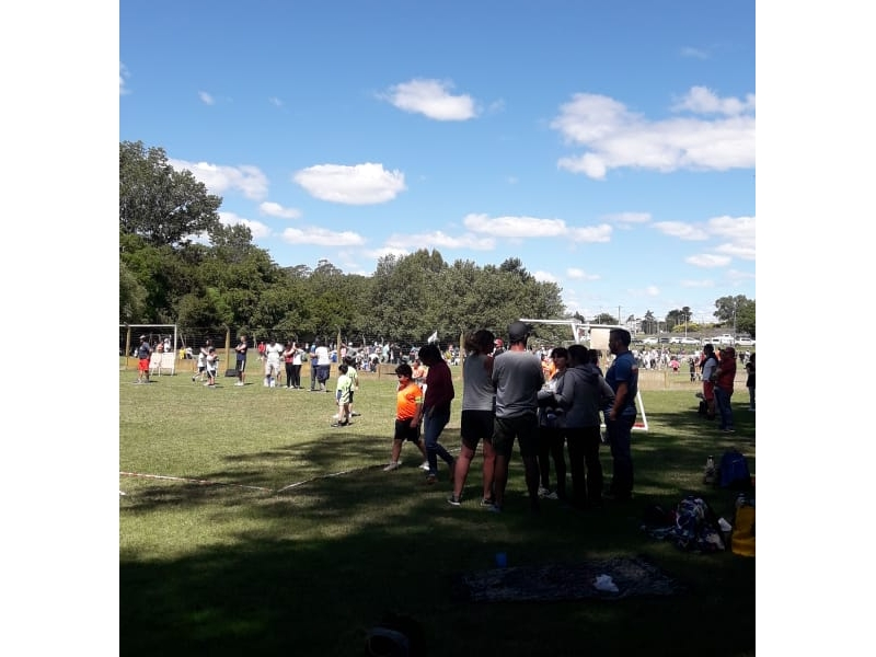 Campeonato de fútbol con fines solidarios - Colegio San José Tandil