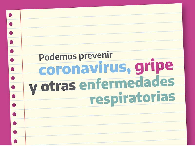 Prevención ante Coronavirus - Colegio San José Tandil