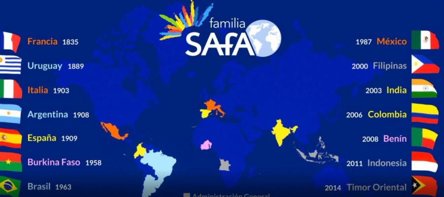 Somos Familia SAFA - Colegio San José Tandil