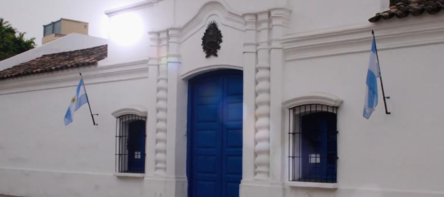 Adhesión del Colegio San José al aniversario de la Declaración de la Independencia. - Colegio San José Tandil
