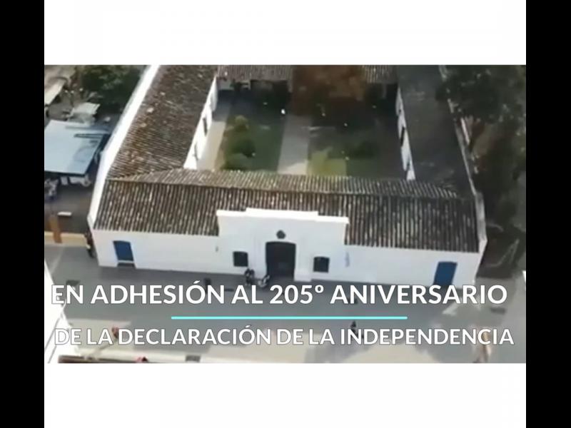 9 de Julio - Aniversario de la Declaración de la Independencia. - Colegio San José Tandil