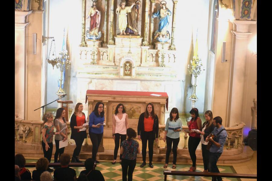 Encuentro de Coros - Colegio San José Tandil