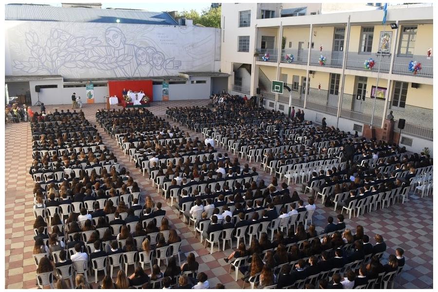 Misa en Acción de Gracias por los 110 años del Colegio - Colegio San José Tandil
