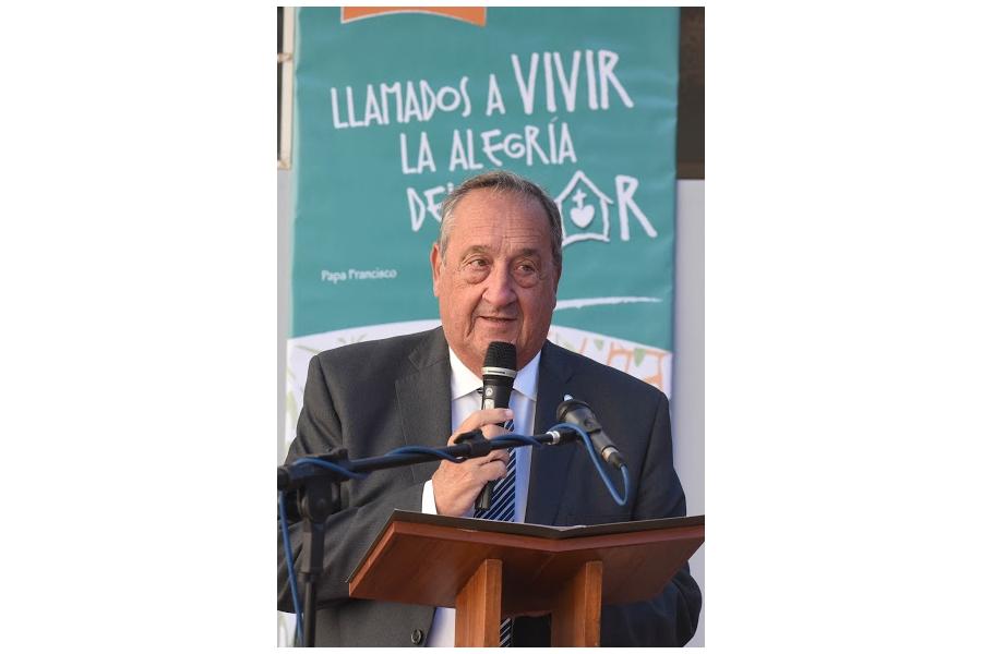 Acto conmemorativo por los 110 años del Colegio - Colegio San José Tandil