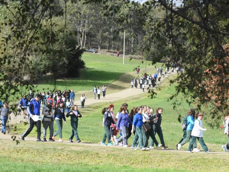 Correcaminata Solidaria - Colegio San José Tandil