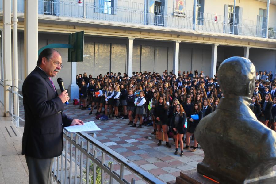 Acto Formal de Inicio del Ciclo Lectivo 2018 - Colegio San José Tandil