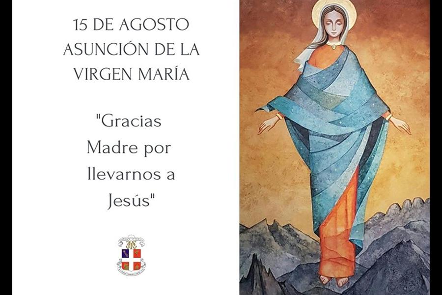 Solemnidad de la Asunción de la Virgen María - Colegio San José Tandil