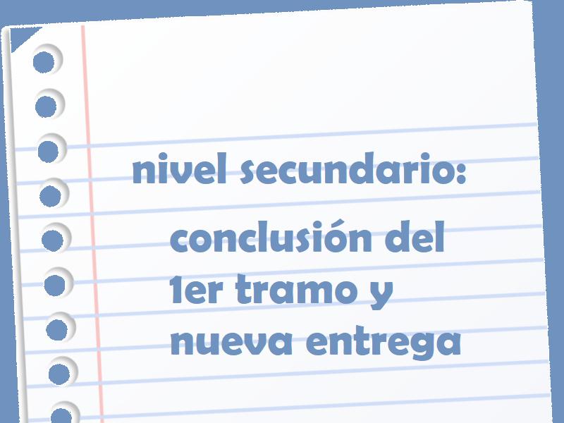 Nivel secundario: novedades - Colegio San José Tandil