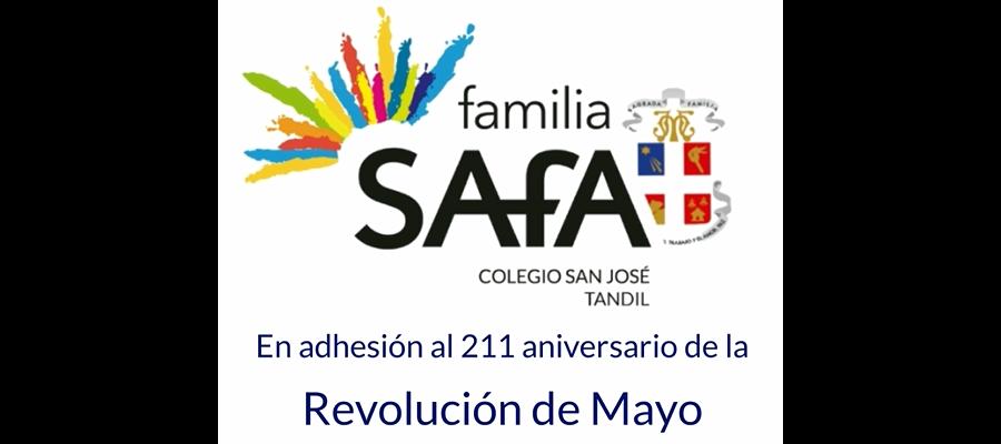 25 de Mayo - Colegio San José Tandil