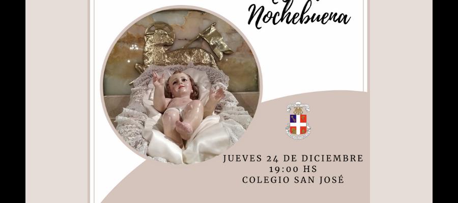 Misa de Nochebuena - Colegio San José Tandil