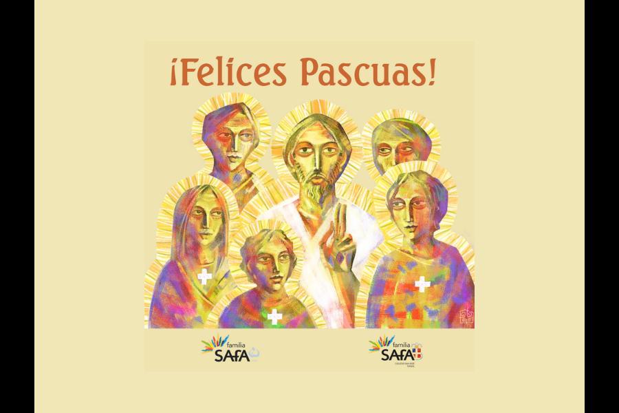 ¡Felices Pascuas! - Colegio San José Tandil