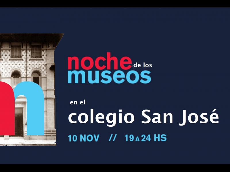 La Noche de los Museos - Colegio San José Tandil
